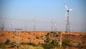 Groenbalans CO2-compensatieproject windenergie in Jasialmerdistrict India