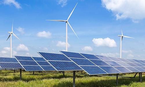 Groenbalans zonne-energie en windenergie groei Nederland