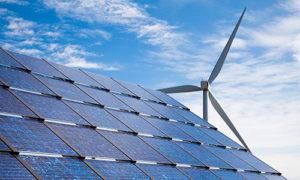 Groenbalans duurzame energie of groene stroom