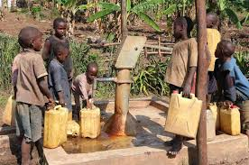 Groenbalans CO2-compensatieproject waterputten in Rwanda