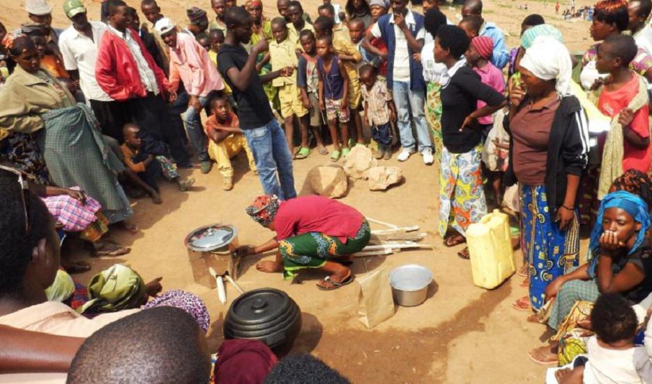 SDG 7 CO2-compensatie met schoon koken in Rwanda en Ghana