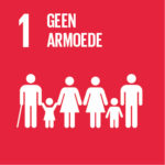 Sustainable Development Goal 1 Geen armoede