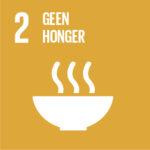Sustainable Development Goal 2 Geen Honger