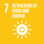 Sustainable Development Goal 7 Betaalbare en duurzame energie