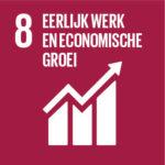 Sustainable Development Goal 8 waardig werk en economische groei