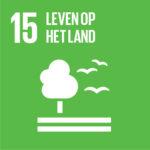 Sustainable Development Goal 15 Leven op het land