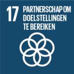 Sustainable Development Goal 17 Partnerschap om doelstelling te behalen
