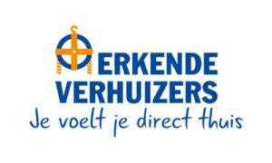 Logo van Orginasatie van Erkende Verhuizers