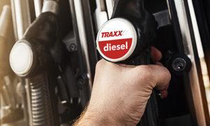 Traxx Zero een klimaatneutrale diesel door CO2-compensatie Groenbalans