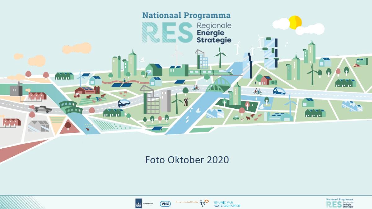 Groenbalans meer uitleg over Regionale Energie Strategie