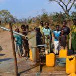 Groenbalans veilig en schoon water in Malawi