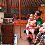 Groenbalans Mongolie verbeterde isolatie en brandstofefficiente kachels