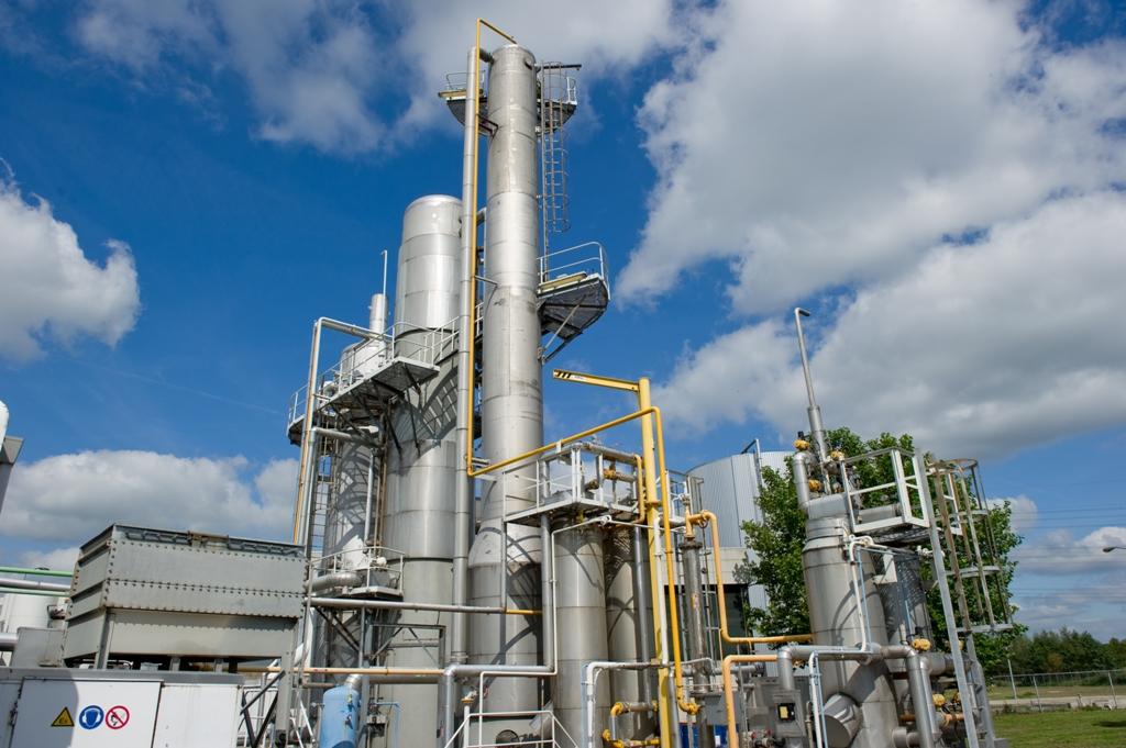 Groen gas garanties van oorsprong via Groenbalans