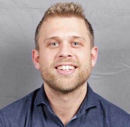 Groenbalans medewerker Luc Westendorp