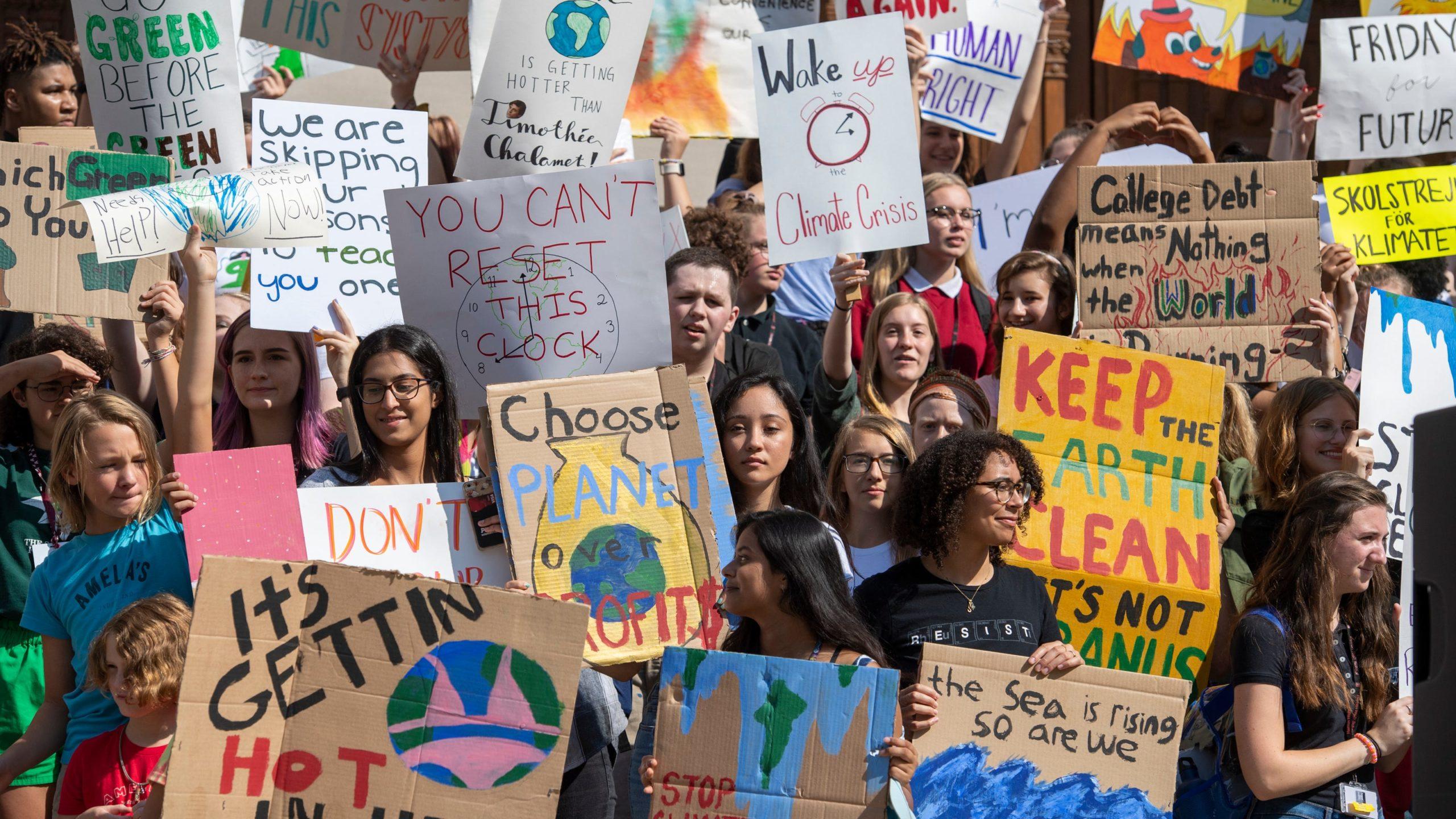 Klimaatrapport IPCC klimaatcrisis urgentie